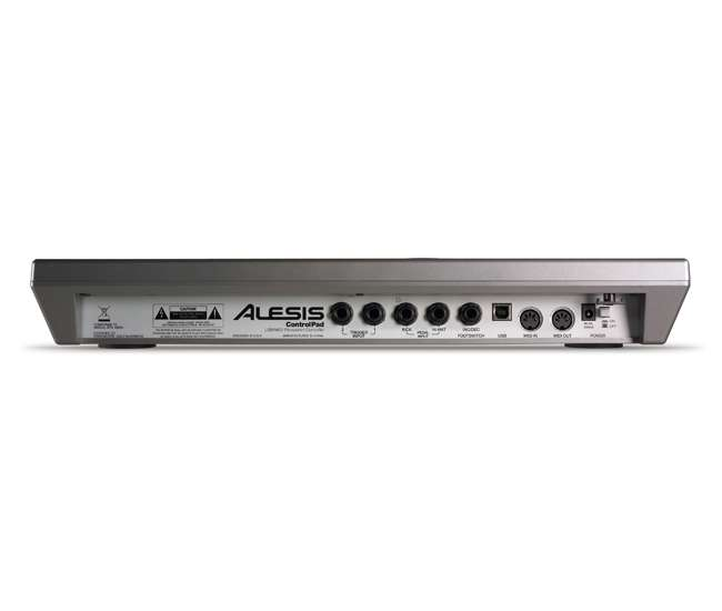 alesis usb midi drum controller pad control pad. Black Bedroom Furniture Sets. Home Design Ideas