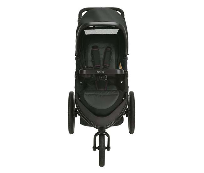 2048589-U-A Graco Road Master Jogging Running Folding Baby Travel Stroller, Jodie (Open Box)