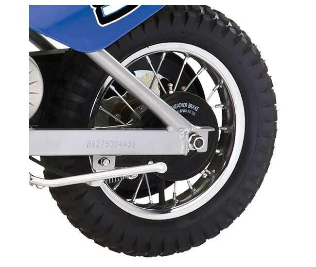 Razor Mx350 Dirt Rocket Electric Motorcycle Blue