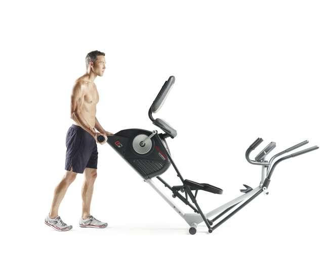 ProForm Hybrid Elliptical & Exercise Bike (Refurbished