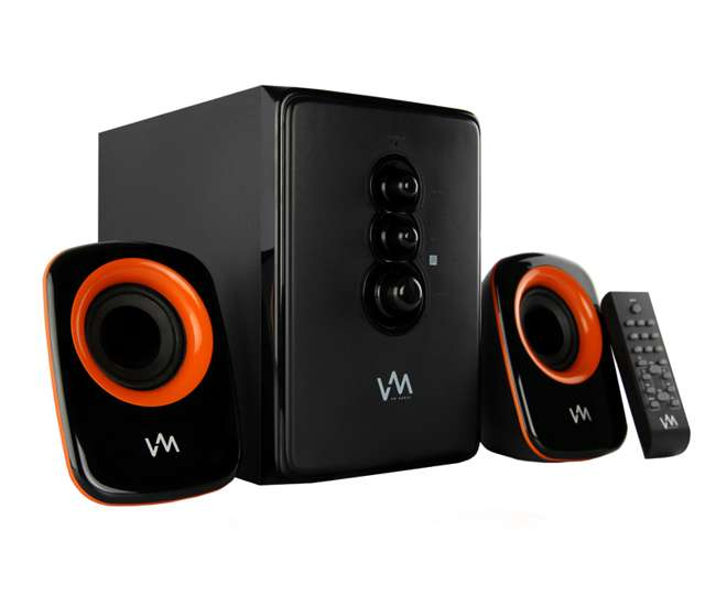 VM-EXCS210VM Audio 2.1 Multimedia System w/ USB/SD Slot | EXCS210