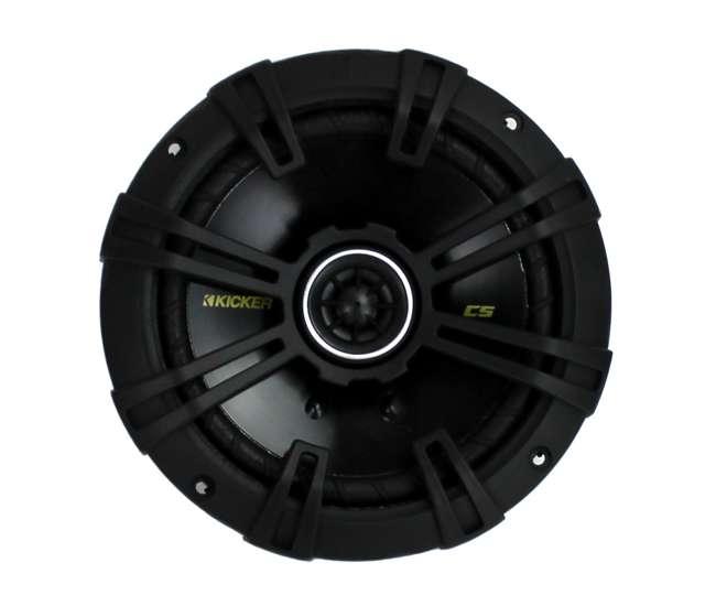 40CS654Kicker 40CS654 6.5-Inch 300W Coaxial CS Series Speakers (Pair)