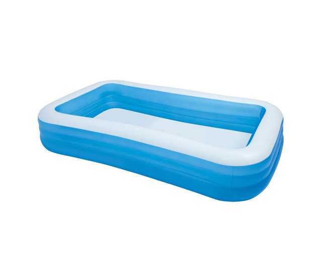 Intex swim center 72 x 120 inflatable pool 58484ep - Intex swim center family pool ...