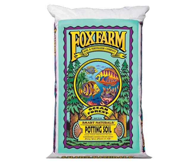 Foxfarm fx14000 ocean forest organic potting soil mix 6 3 for Potting soil clearance