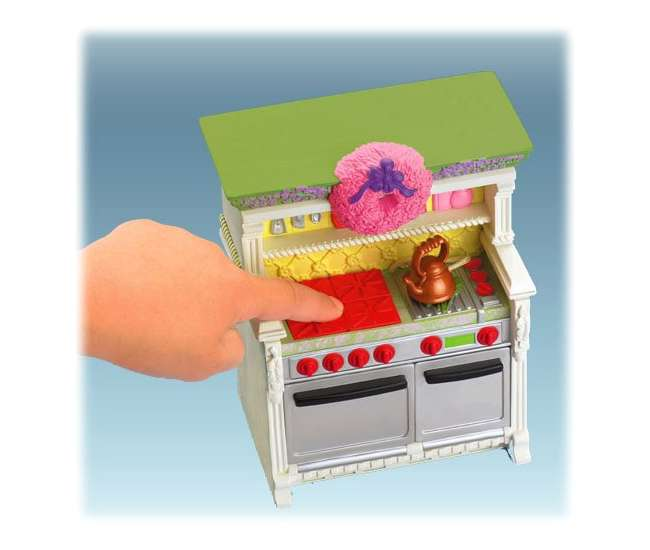 N7298 Fisher Price Kitchen Doll Furniture Set | N7298