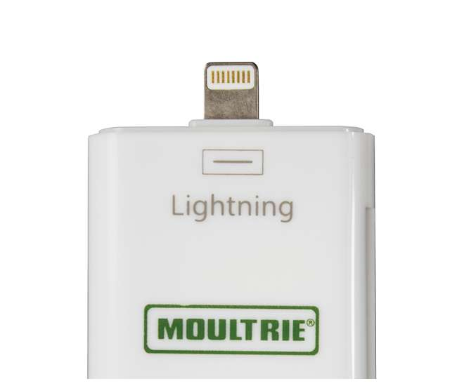 Moultrie Smart Phone SD All File Format Card Reader For