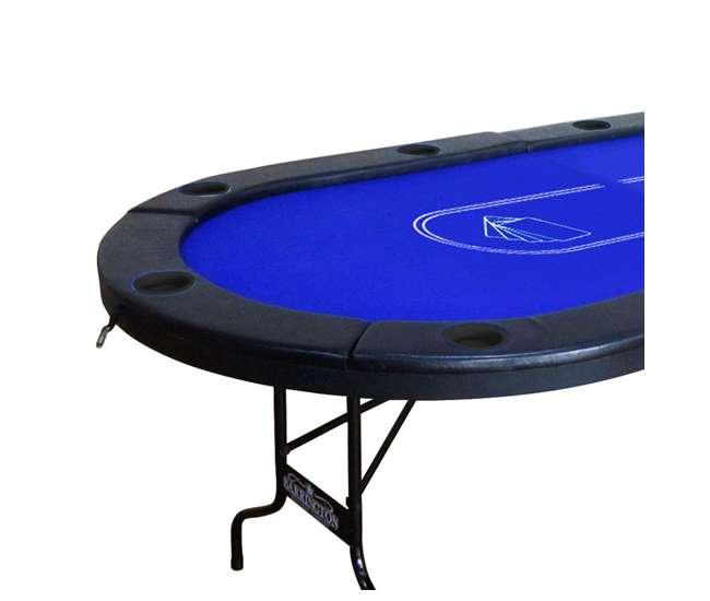 Barrington 10 player foldable poker table 1658440 for Poker table 6 ou 9