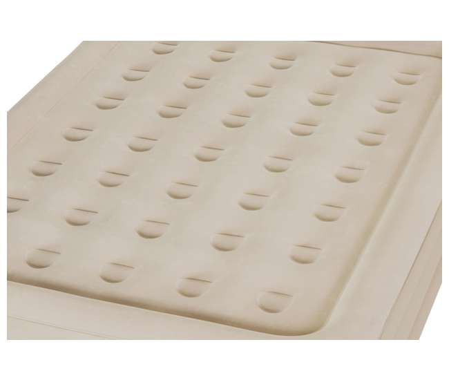Serta Raised Twin Air Mattress With Never Flat Pump
