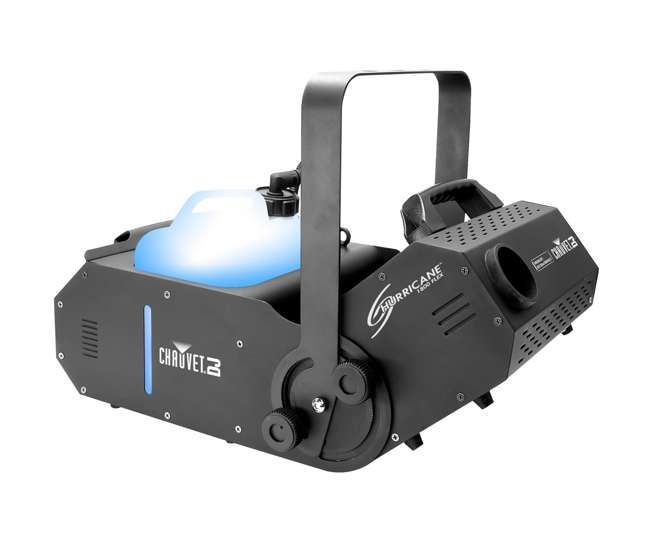 H1800FLEX + H700 + FJU Chauvet Smoke Pro Machine w/ Hurricane Pro Smoke Machine & Fluid for Fog Machine