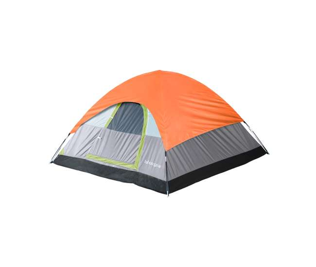 TGT-POWELL-3 Tahoe Gear Powell 3 Person 3 Season Dome Camping Tent (Certified Refurbished)