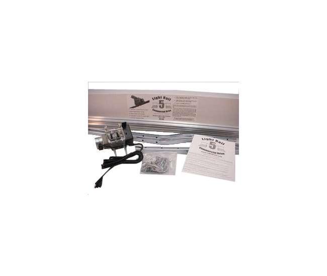 LR5-ID4-US-KITLight Rail 5.0 Commercial Drive Grow Light Mover Kit | 4 RPM Motor
