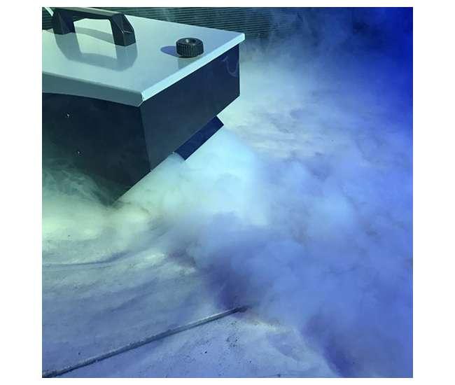 MISTER-KOOL-II + H700 + FJU ADJ Mister Kool II Fog Machine & Chauvet Fog Machine & 1 Gallon of Fog Juice