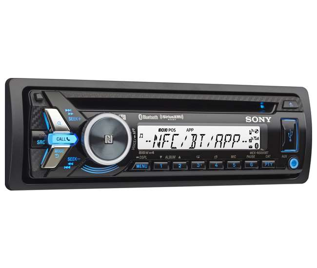 Sony Mex Mp3 Usb  Aux Marine Receiver Stereo