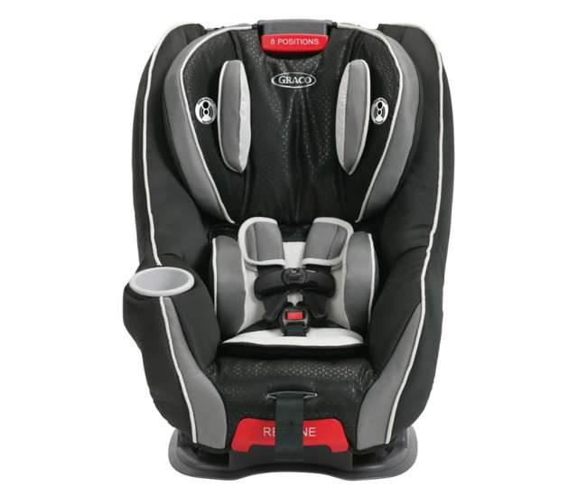 Graco Size 4 Me 65 Convertible Car Seat Harris