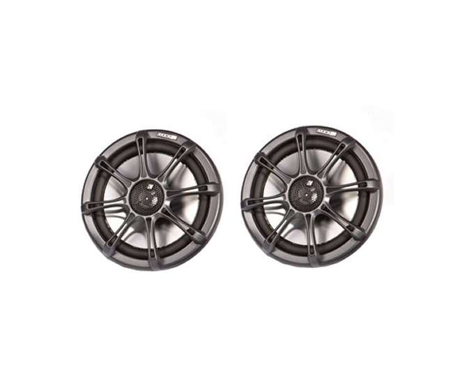 "11KS65 NEW KICKER KS65 6.5"" 195W Car Audio Speakers (Pair)"