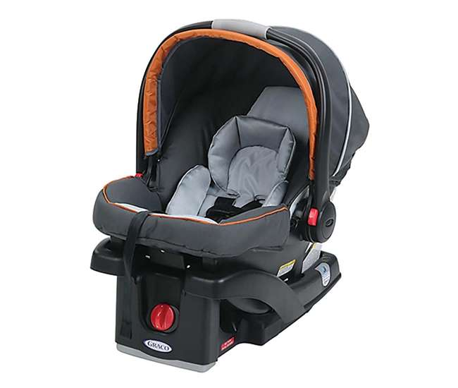 1965236-U-A Graco Modes Sport Click Connect Stroller and Car Seat Travel System, Tangerine