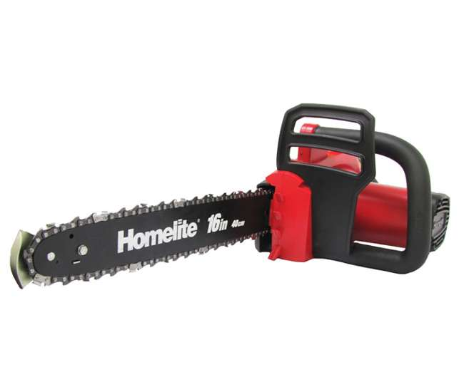 ZR43120 Homelite UT43120 16-Inch Bar 12-Amp Electric Chain Saw (Refurbished)