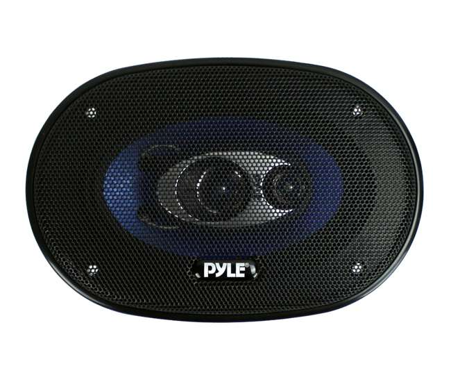 PL463BLPyle PL463BL 4x6-Inch 240W Three-Way Speakers (Pair)