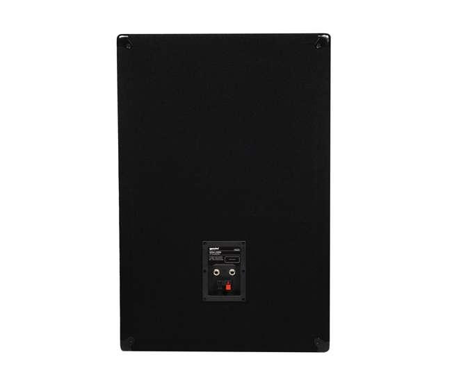 "GSM-1585Gemini GSM-1585 15"" 700W 3-Way PA Speaker"