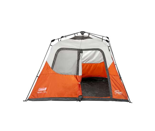 Coleman 6-Person Camping Instant Tent 10' x 9 ...
