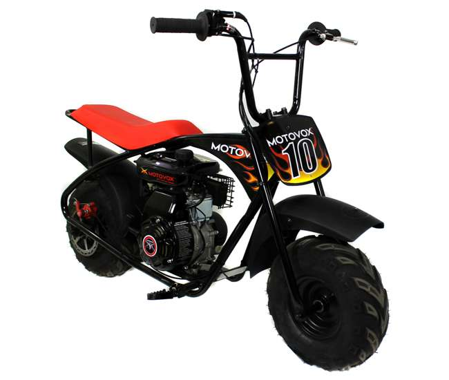 MBX10-RBMotovox MBX10 79.5cc 4 Stroke Powered Mini Bike (Refurbished)