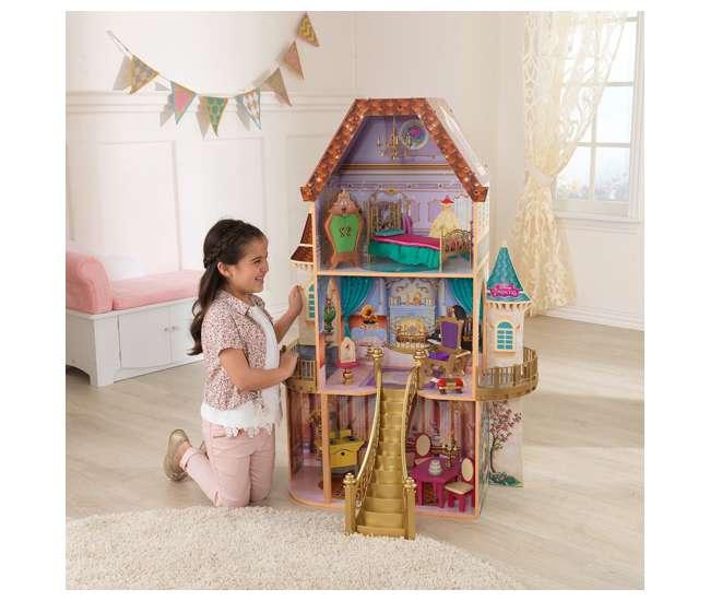 65912 KidKraft Belle's Enchanted Dollhouse