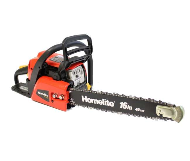 UT10568 Homelite ZR10560 16-Inch Gas 38cc Chain Saw Chainsaw (Refurbished)