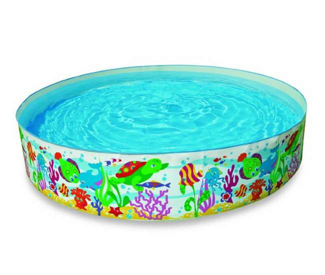intex ocean reef snapset instant kids swimming pool 56453ep