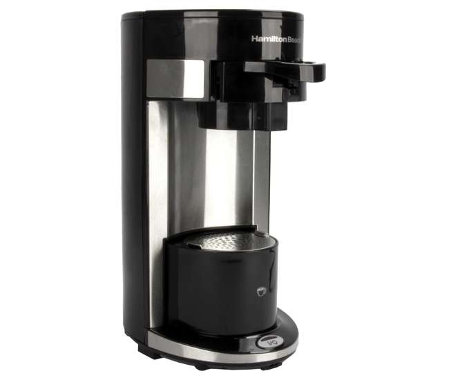 Hamilton Beach 49995R FlexBrew Single Serve Coffeemaker & Personal Blender Combo : 49999A ...