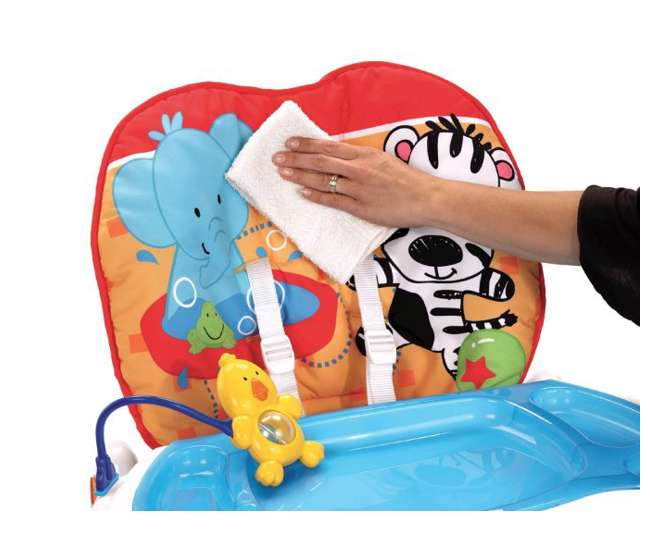 V8606 Fisher Price Healthy Care High Chair - Adorable Animals | V8606