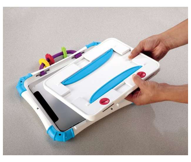 X3189 Fisher Price Laugh & Learn Kids Apptivity Play Case for Apple iPad | X3189