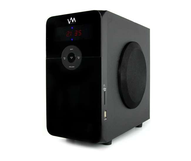 VM-VMHS511VM Audio 5.1 Multimedia Surround Sound System | VMHS511