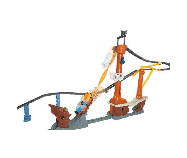CDB61-U-A Fisher Price Motorized Thomas & Friends TrackMaster Shipwreck Rails Set | CDB61