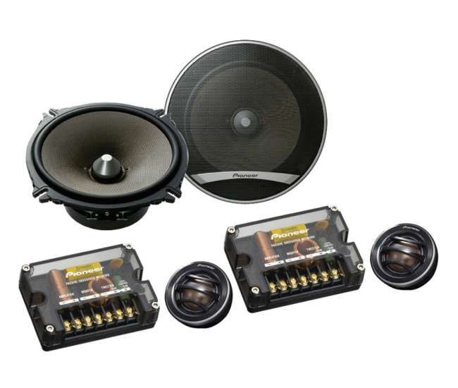 TSD1720CPioneer TS-D1720C 6.75-Inch 280W Component Speakers (Pair)