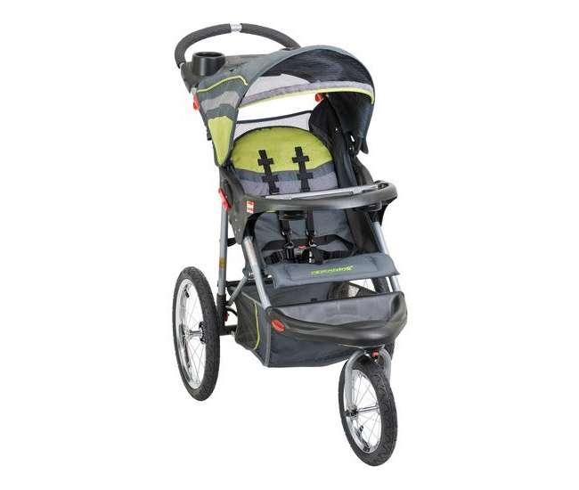 baby trend expedition swivel jogging stroller infant car seat travel system carbon jg94710. Black Bedroom Furniture Sets. Home Design Ideas