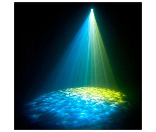H2O-IR + LTS-6 + H700 ADJ H2O IR LED Water Light Effect, Tripod, and Fog Machine