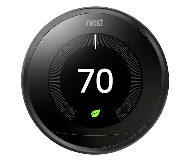 nest learning thermostat  3rd generation   t3016us