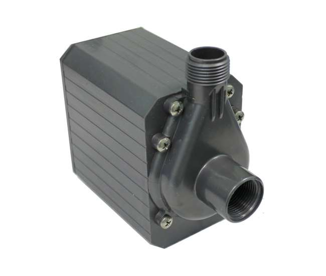 Pondmaster 02722 mag drive pond pump 1200 gph pm 12 for Aquagarden 1200 pond pump