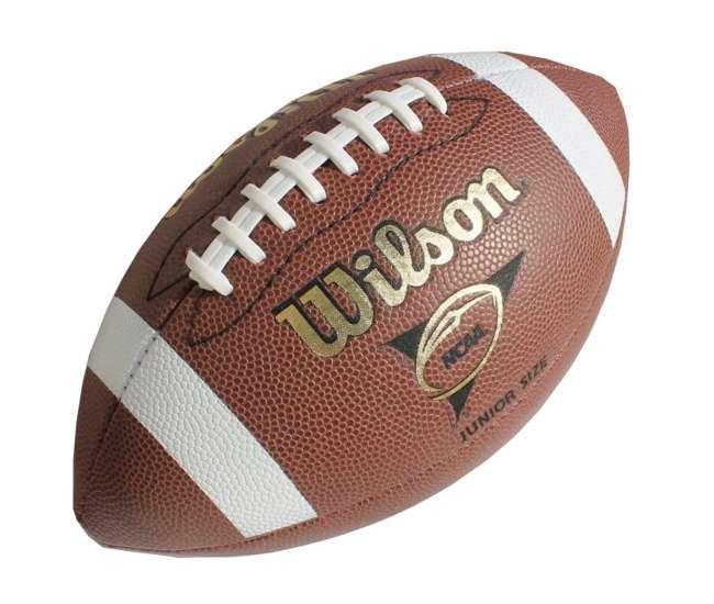 WTF1663BWilson WTF1663B Ncaa American Football Junior Size Ball