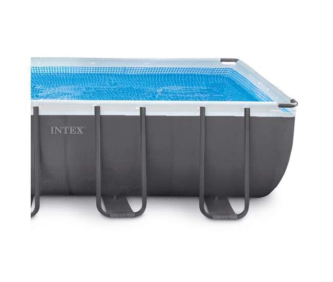 Intex 18 X 9 X 52 Quot Ultra Frame Rectangular Pool Pump