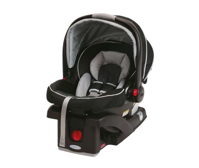 graco jogging stroller with snugride car seat extra base travel system gotham 1934714. Black Bedroom Furniture Sets. Home Design Ideas