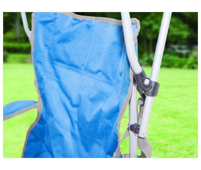 Kelsyus Kids Original Canopy Folding Backpack Chair