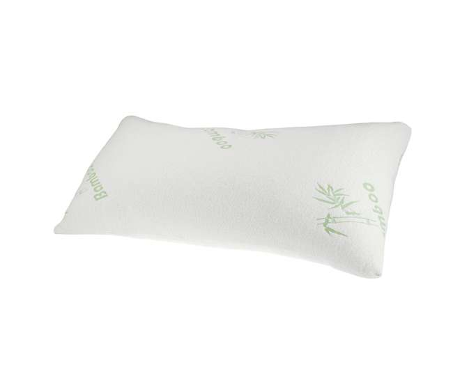 Bamboo Traditions Pillow Reviews : PCHLife Bamboo Memory Foam King Size Pillow : BAMBOO-KING : VMInnovations.com