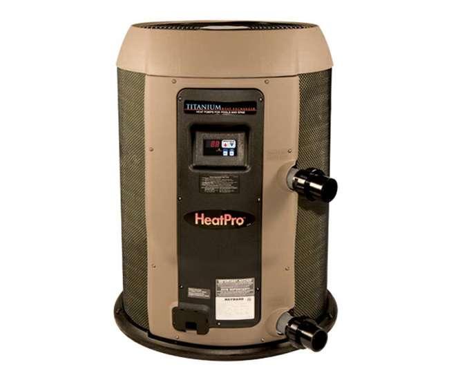 Hayward Hp21104t Heat Pro 110 K Btu Inground Swimming Pool Spa Heat Pump