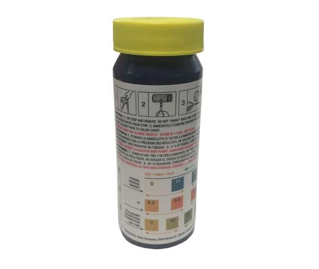 Aquachek Swimming Pool Spa Peroxide Alkalinity Ph Test