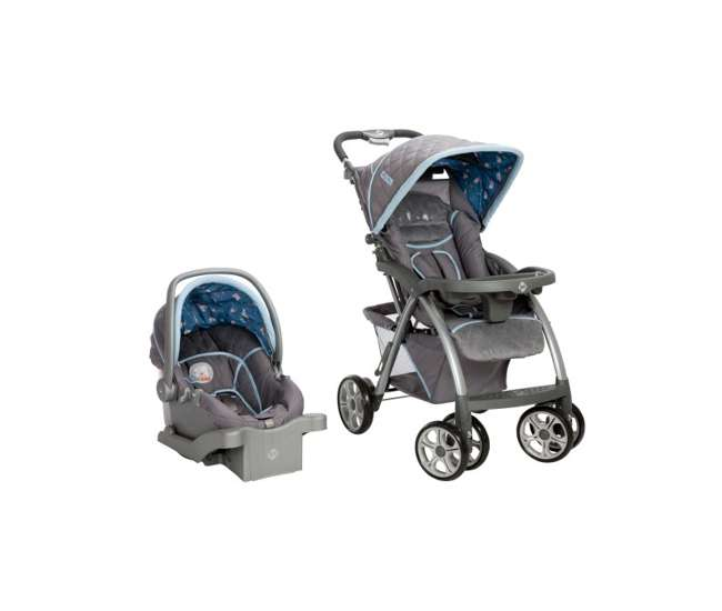 TR207BBMDisney Saunter Luxe Travel System Stroller & Seat - Dumbo | TR207BBM