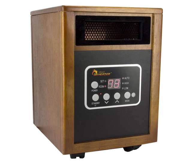 Dr infrared heater 5200 btu space heater dr 968 Dr infrared heater