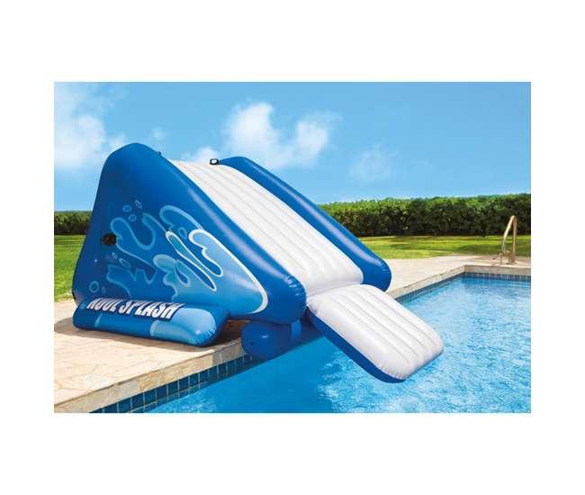Intex Water Slide Kool Splash Inflatable Pool Water Slide 58851ep
