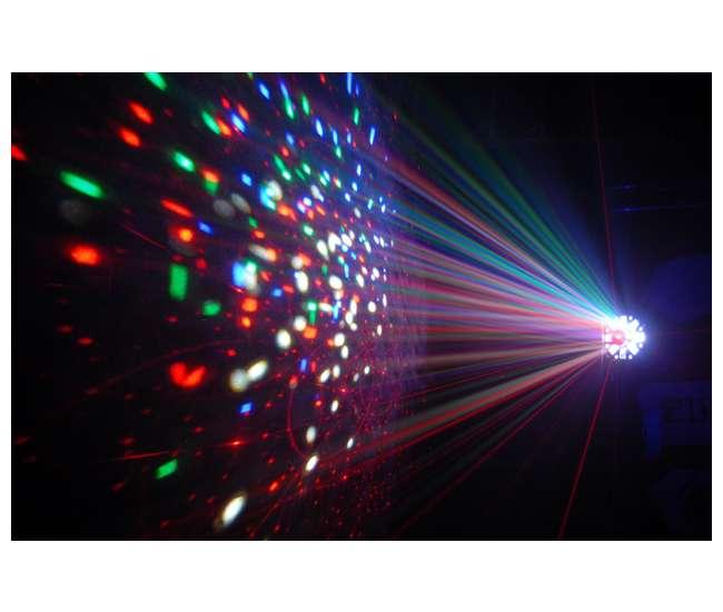 chauvet dj swarm 5 fx led derby laser light hurricane h700 fog machine swarm 5fx h700. Black Bedroom Furniture Sets. Home Design Ideas