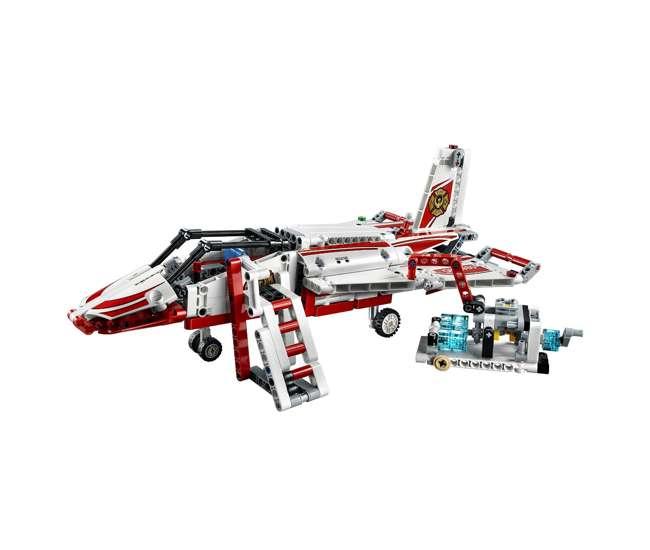 lego technic transforming fire plane and jet plane. Black Bedroom Furniture Sets. Home Design Ideas
